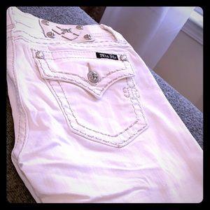 Miss Me premium jeans in white